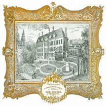 Porcelain cards