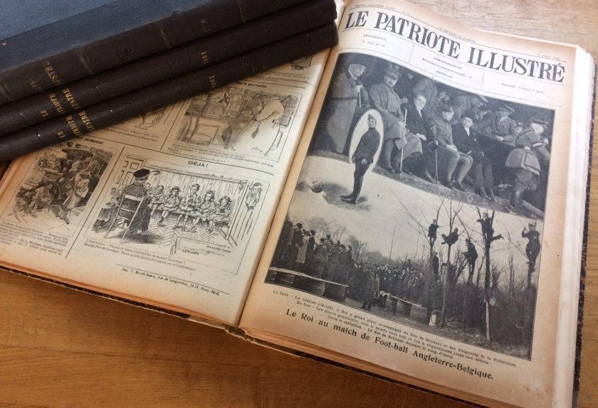 Media & geschiedenis:  een belangrijke onderzoekslijn