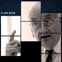 Tweede jaarlijkse Karel Poma-lezing op dinsdag 11 september 2018: Samen vieren we de liberale waarden van de Verlichting