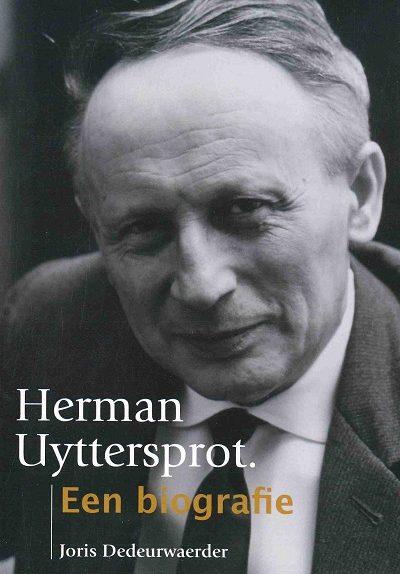Herman Uyttersprot. Een biografie.