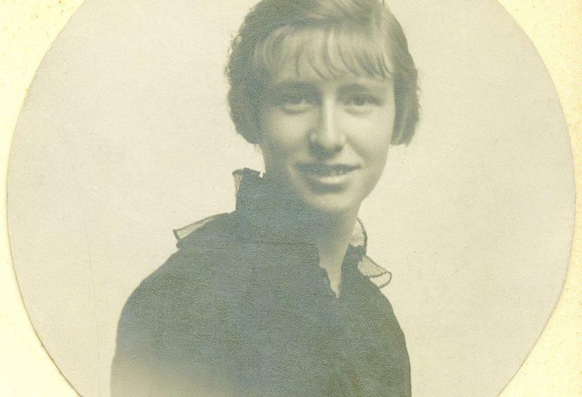 Jeanne Nowé-Vanderstegen (1914-1918).