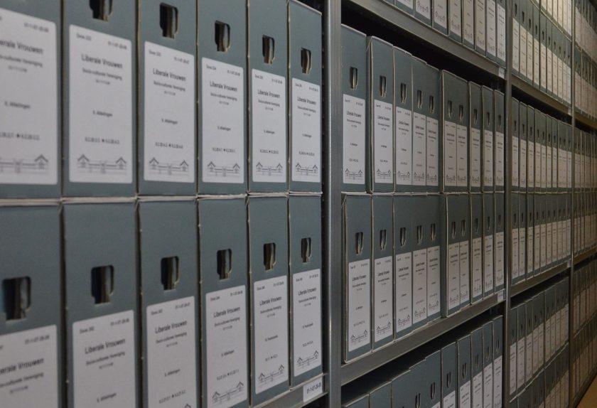 Boost voor archieven en musea.