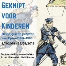 Expo Geknipt voor kinderen (tot 29.03.2019).