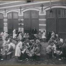 Diesterweg in Schoten 1917-1919