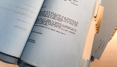 Kopiëren in het verleden (2): carbonpapier