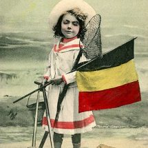 By the beautiful sea - Beach holidays in Belgium before 1914