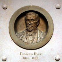 François Huet, 150 jaar geleden overleden