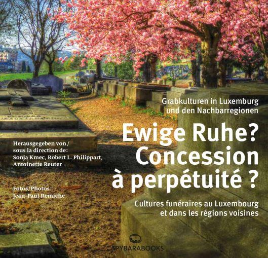 Rust in vrede? Grafcultuur in België en Luxemburg