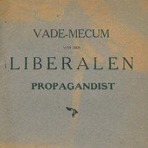 Vademecum van den Liberalen Propagandist