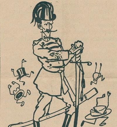 De Week (1909-1912)