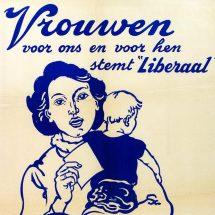 De Liberale Partij en het vrouwenkiesrecht 1945