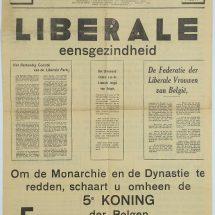 12 maart 1950: een volksraadpleging als oplossing voor de koningskwestie?
