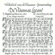 De Gentse première van De Vlaamse Leeuw