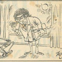 Willy De Clercq, geschreven en getekend