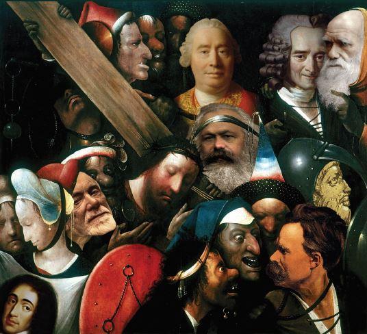 Lezingenreeks: Critici van het Christendom